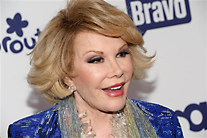 joan rivers hospitalized