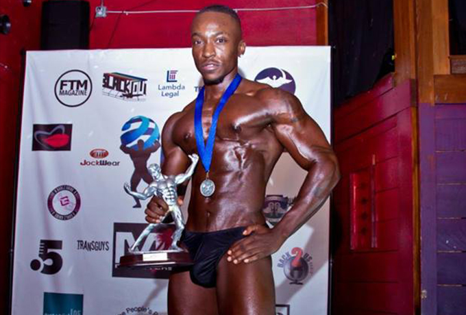 ... Now? Shawn Stinson, Woman Becomes Male Bodybuilder - Leon Carrington
